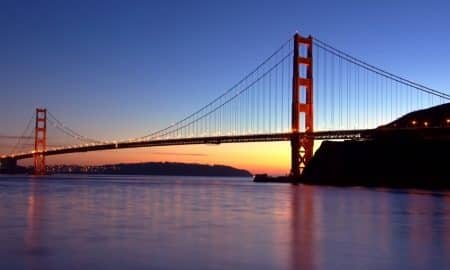 Jembatan Golden Gate, Menguak Kemegahan Amerika
