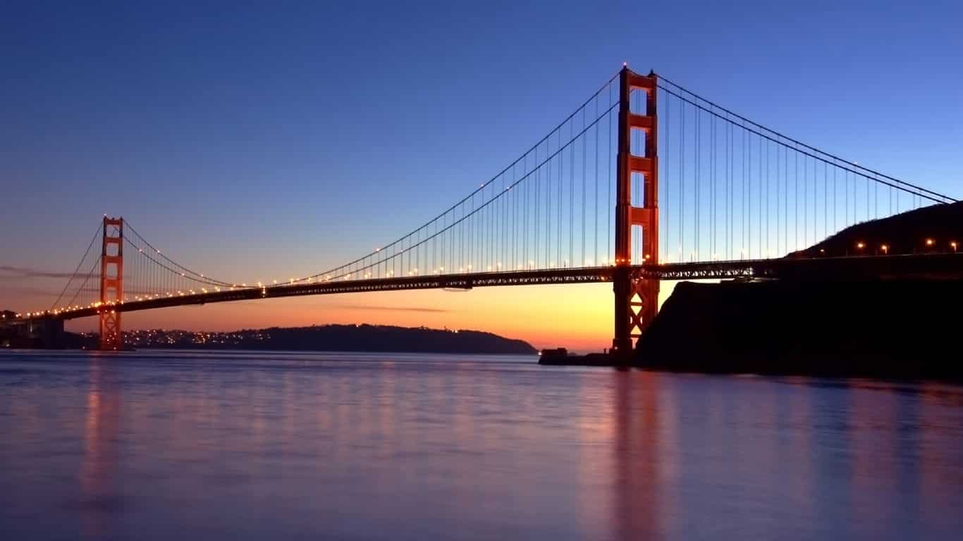 Golden Gate Bridge, Uncovering America's Splendor