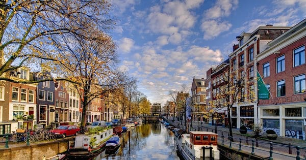 amsterdam city of a thousand canals