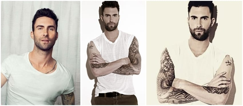 Adam Levine's 5 Style Inspirations Are Easy to Try