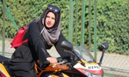 Safety Rider for Hijaber