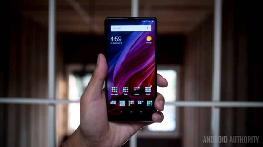 Xiaomi Mi Mix 2 Review + Spesifikasi