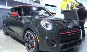new MINI John Cooper Works 3 Doors