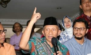 Pemilu Curang, Amien Rais Serukan People Power