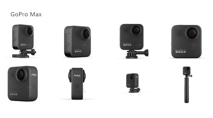 GoPro Hero Max Pricing and Specifications
