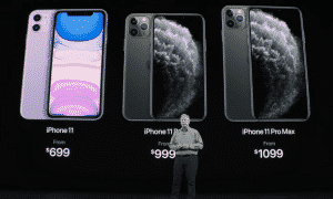 Apple iPhone 11, 11 Pro and Pro Max, Harga & Spesifikasi
