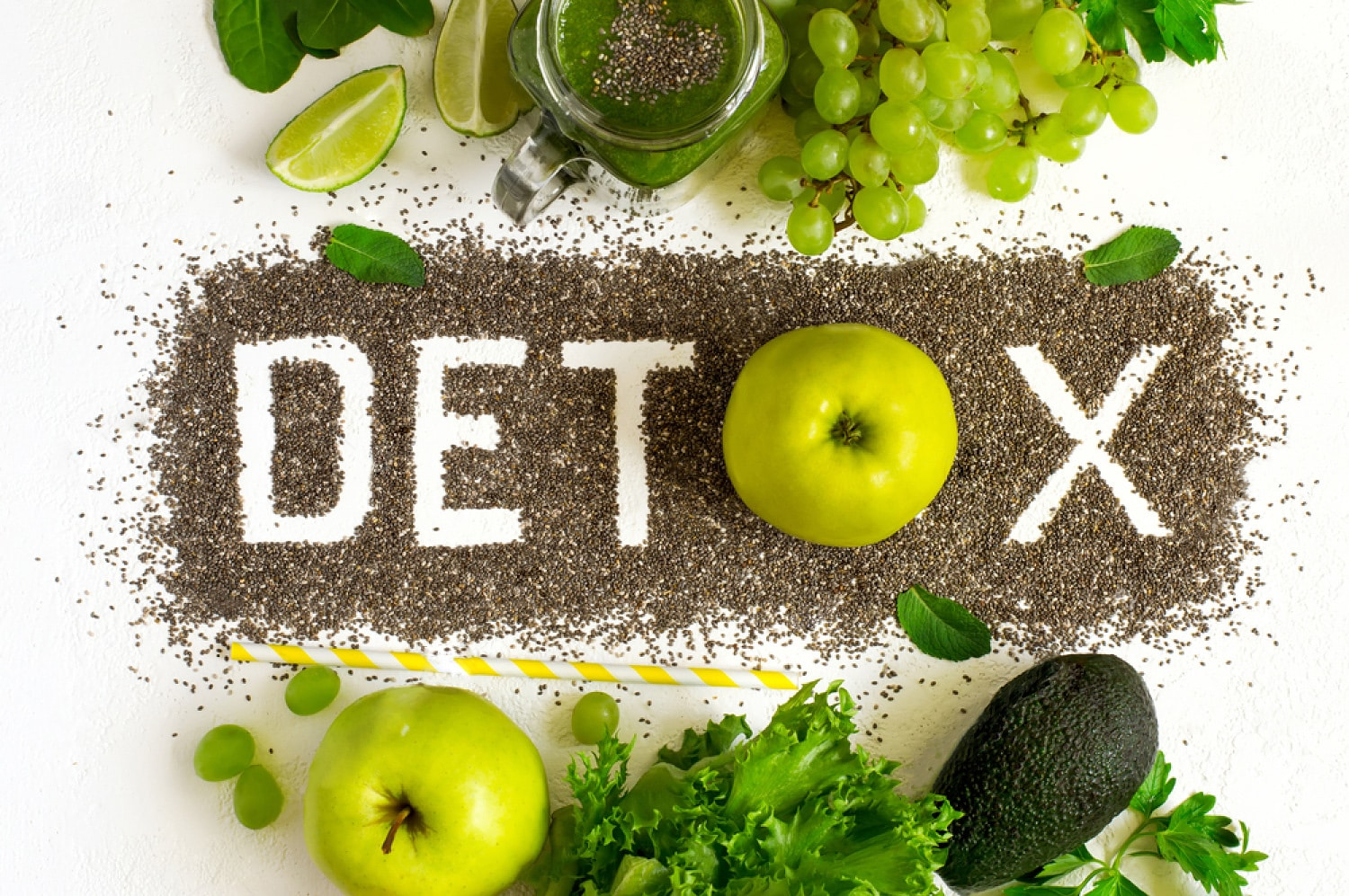 Cleanse Toxins In The Body with Detox Diet