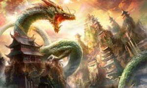 Dragon Mythology In Chinese Legend