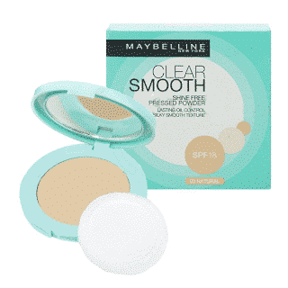 Maybelline Clear Smooth Pressed Powder Basic