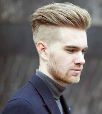 Hair Style Blown Up Pomp