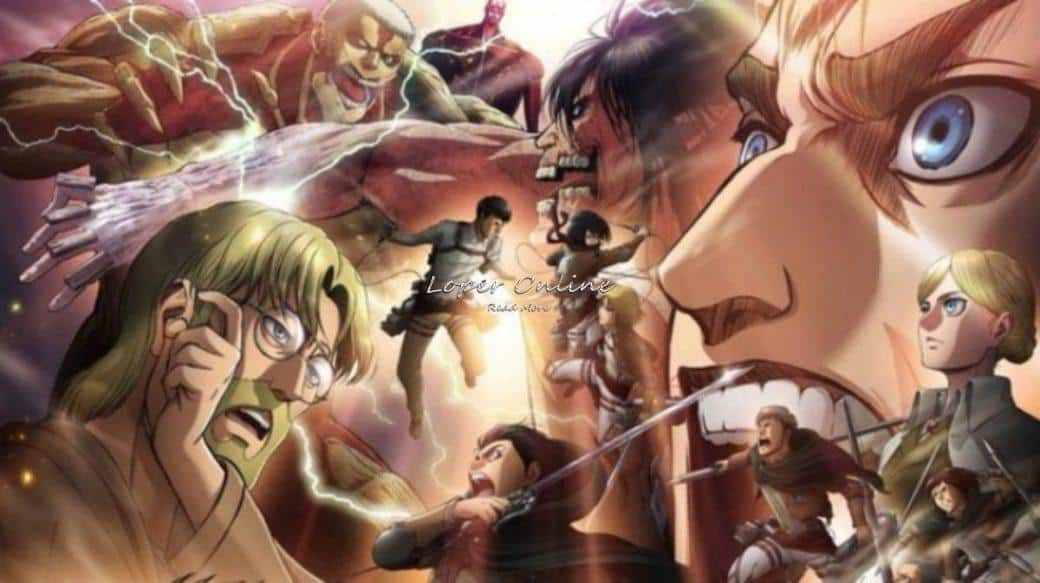 "Anime ""Attack On Titan"" Last Season 2020"