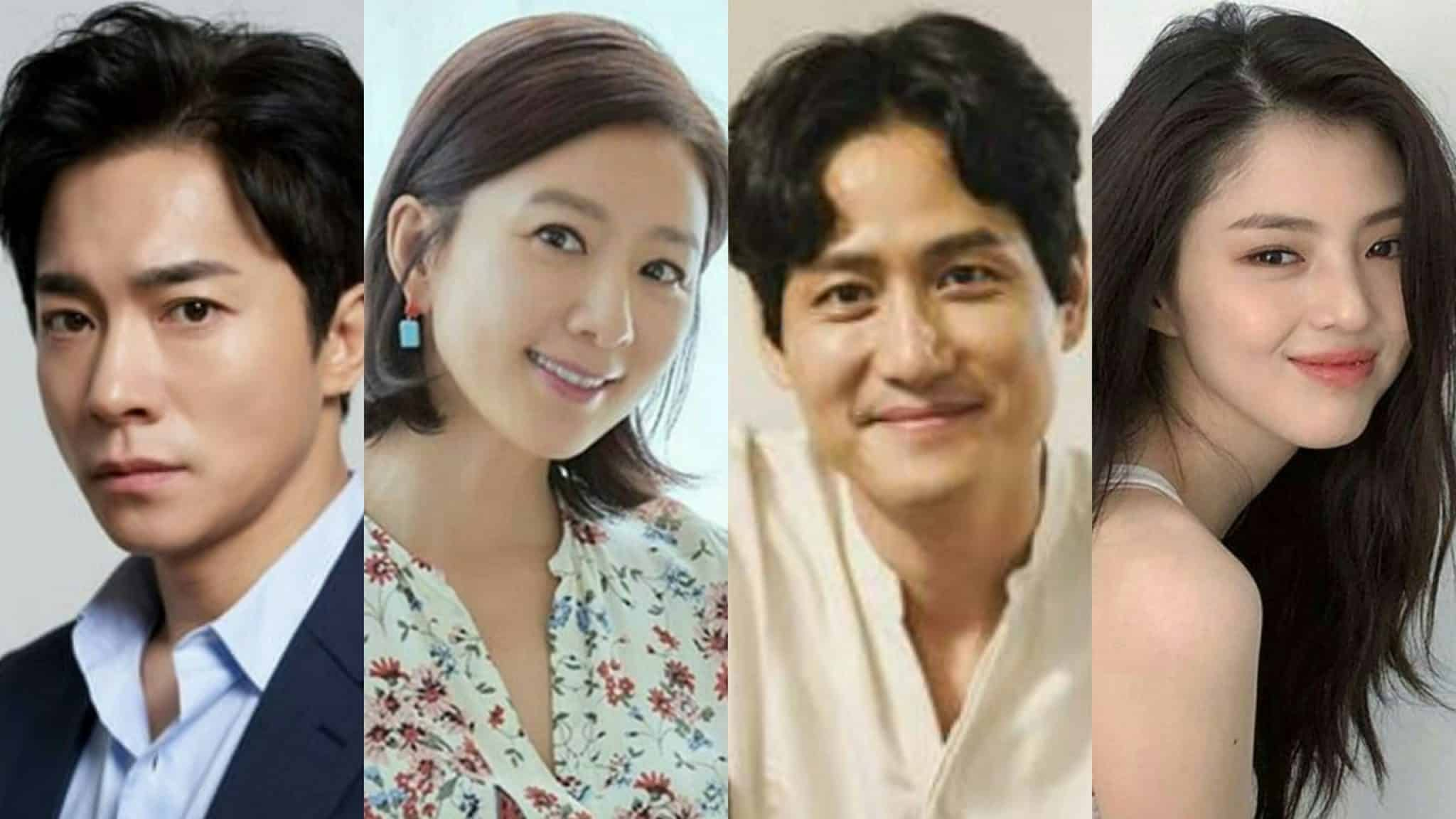 The World of The Married Cast Selected with Long Casting
