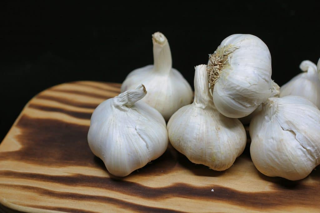 Allicin content in garlic is good for body immunity