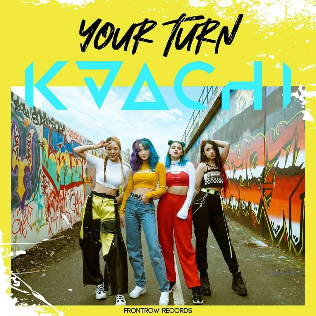 KAACHI, a European Girlgroup Suspected of Plagiarism