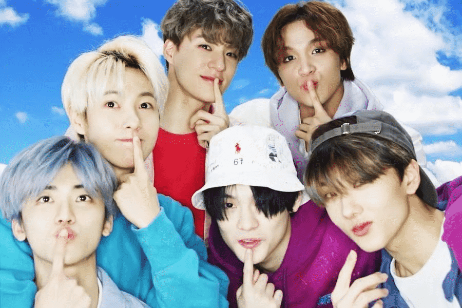 The Beginning of NCT Dream