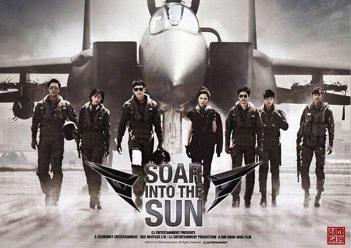 Soar Into The Sun ; Sinopsis dan Pemain K-Movie