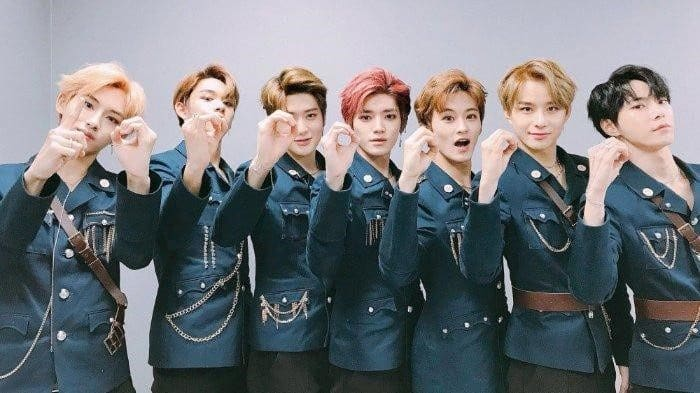 NCT U's Stunning Appearance