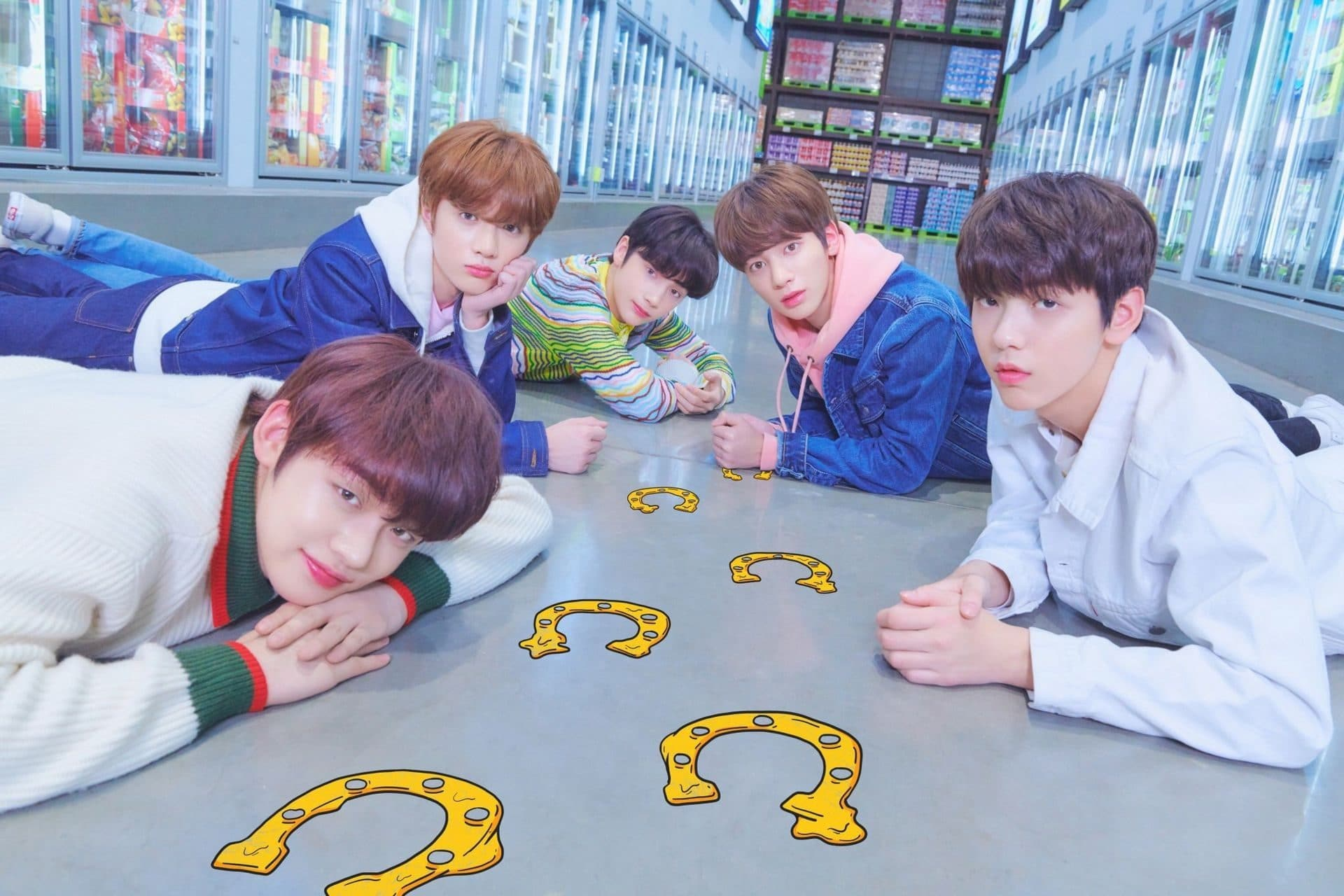 """TXT, Boyband From Big Hit Who Became BTS's """"Sister"""""""