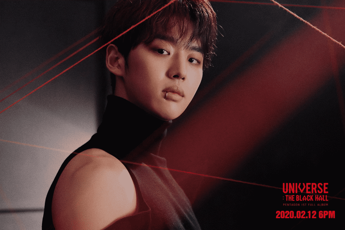 Hongseok, a Member who Attaches Great Importance to Education