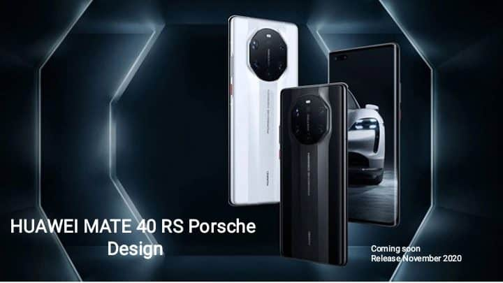 Huawei Mate 40 RS Porsche Design
