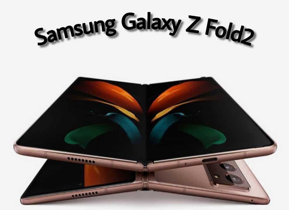 Samsung Galaxy Z Fold 2 Dibandrol Specifications With Fantastic Price