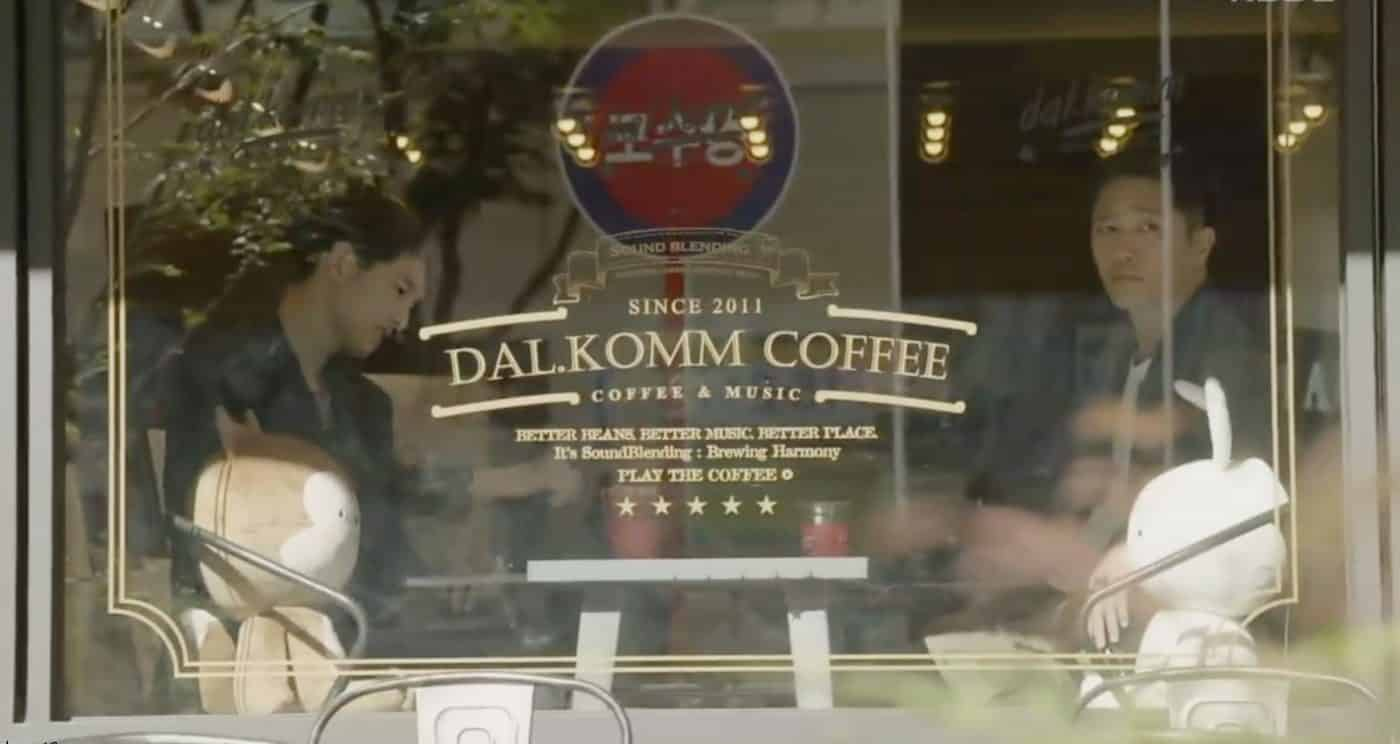 Iconic Cafes from Korean Drama for Fans to Visit