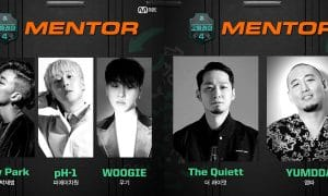 Mnet Announces Line Up of Mentor High School Rapper 4