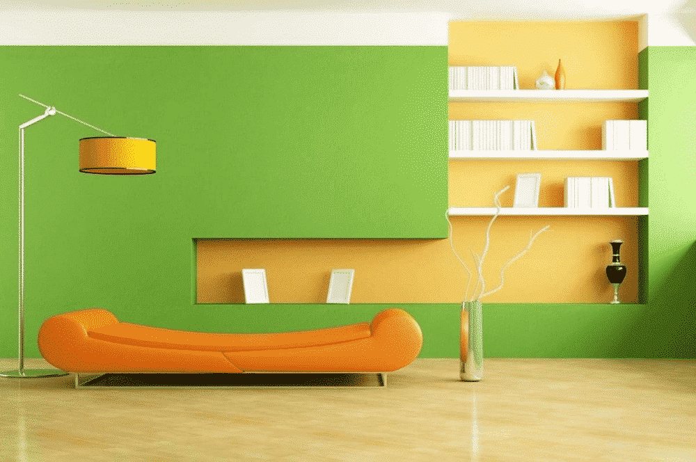 Early Years Want to Change The Color of Wall Paint? Here's the Inspiration for the Gradation