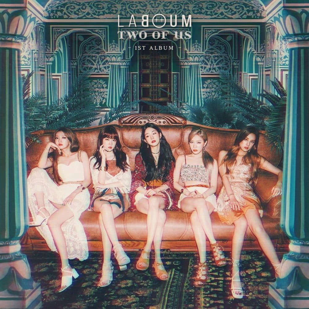 Kpop girl group - Laboum
