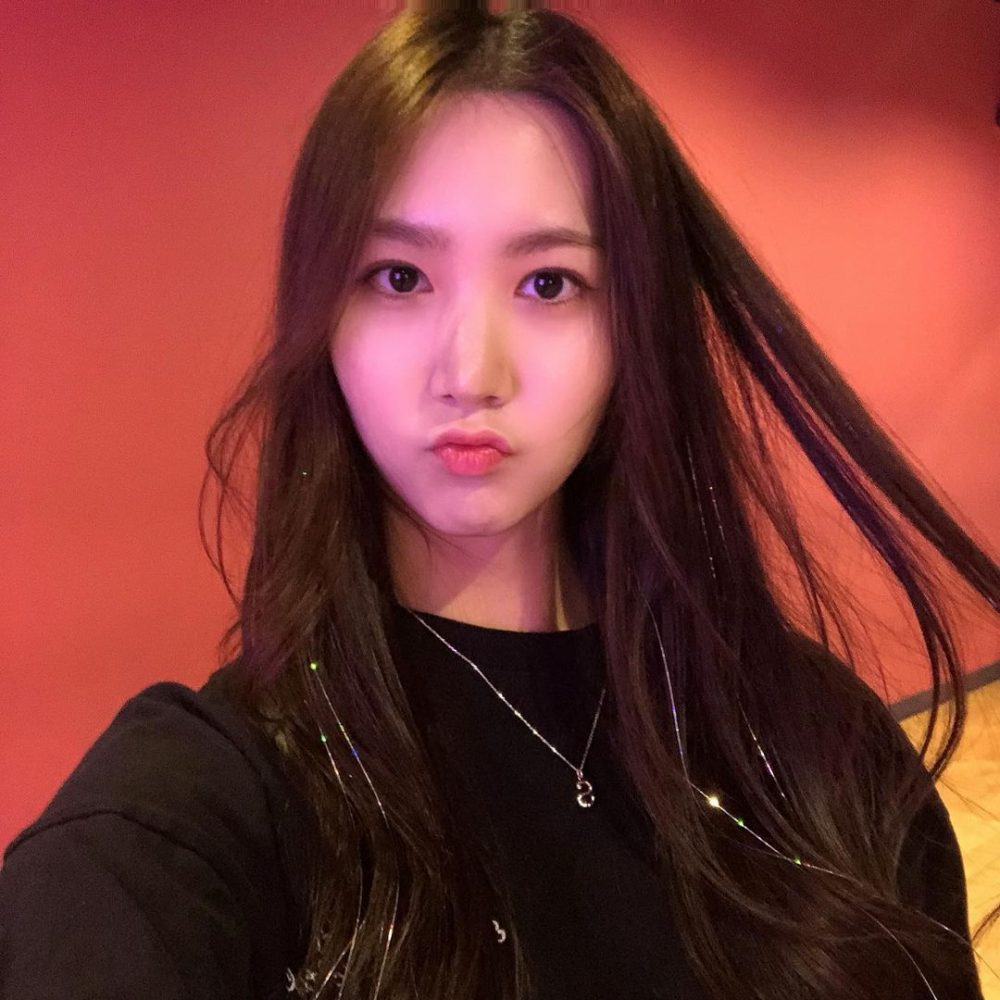 Yu Kyung's exit from A-Pink