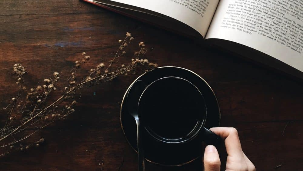 Benefits of Black Coffee and a Productive Start to the Year