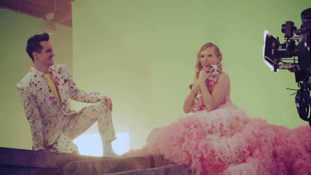 Taylor Swift's Youtube Behind The Scenes