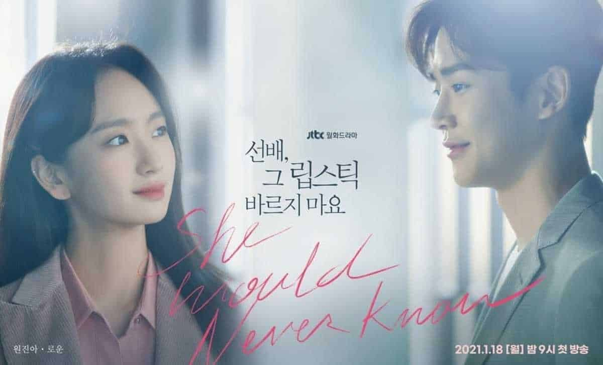 Korean Drama She Would Never Known
