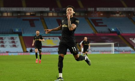 Jesse Lingard's stunning debut for West Ham United