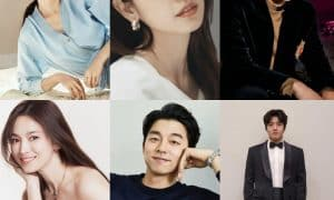 Korean actors and drama actresses
