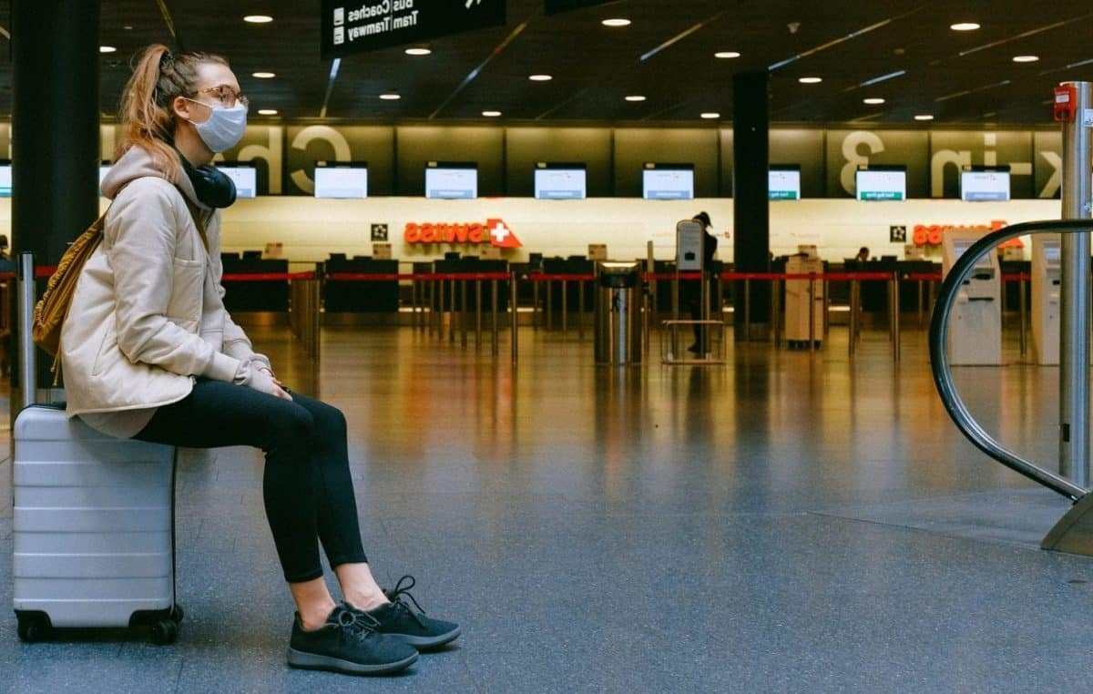 Travel Tips During Pandemic, Safe And Comfortable