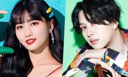 Agency Confirms Breakup of Heechul And Momo's Relationship