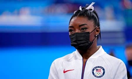 Simone Biles Withdraws From 2020 Tokyo Olympic Finals
