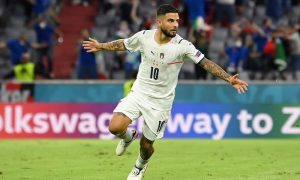 AC Milang want to sign Lorenzo Insigne
